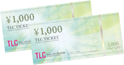 TLCチケット