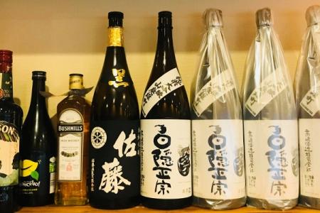 日本酒処 きんのお燗