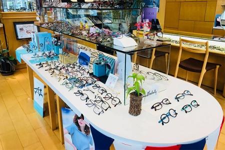 メガネの春田 静岡呉服町店