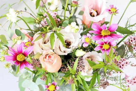 J'aime la fleur *花や*