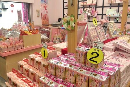 えびせん山喜 焼津さかなセンター店