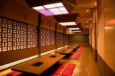 焼肉飯店京昌園 富士宮店